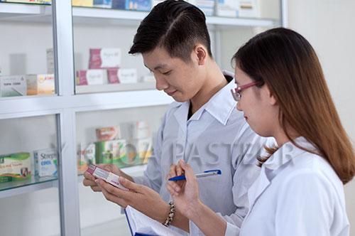 Chứng chỉ thực hành bán thuốc