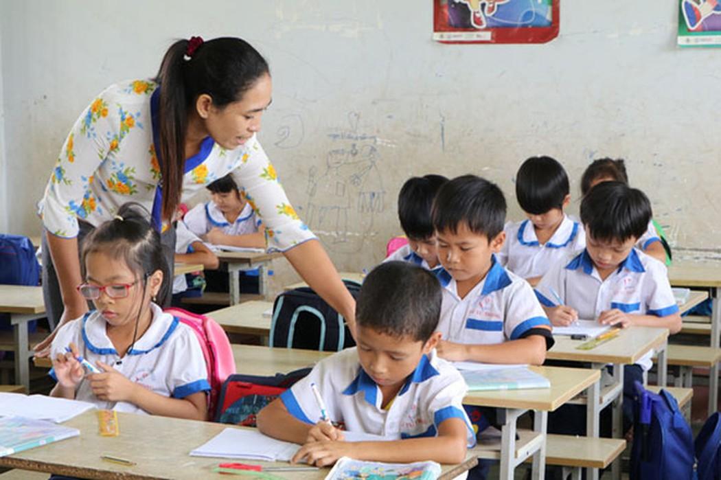 Thời gian đào tạo văn bằng 2 tiểu học