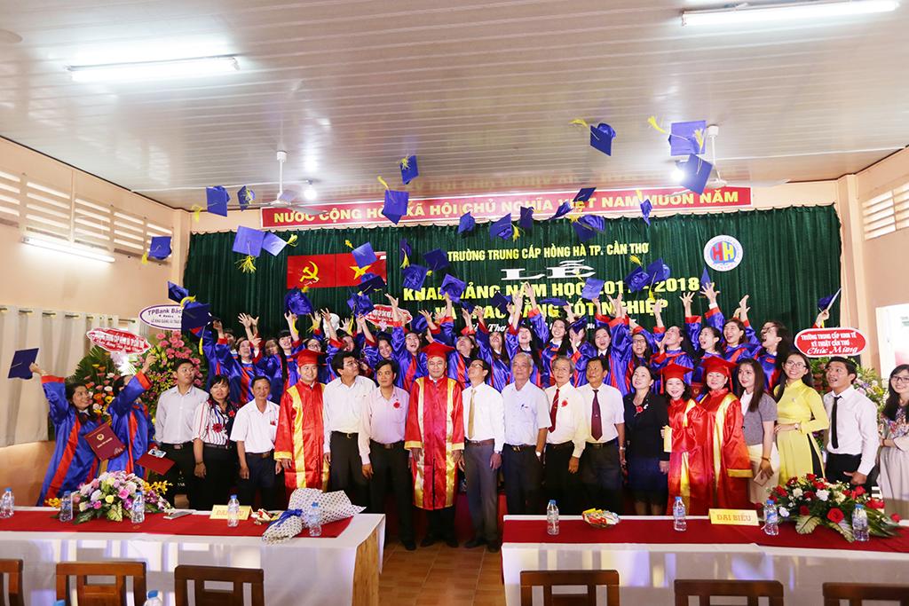 Trường Trung Cấp Hồng Hà Cần Thơ