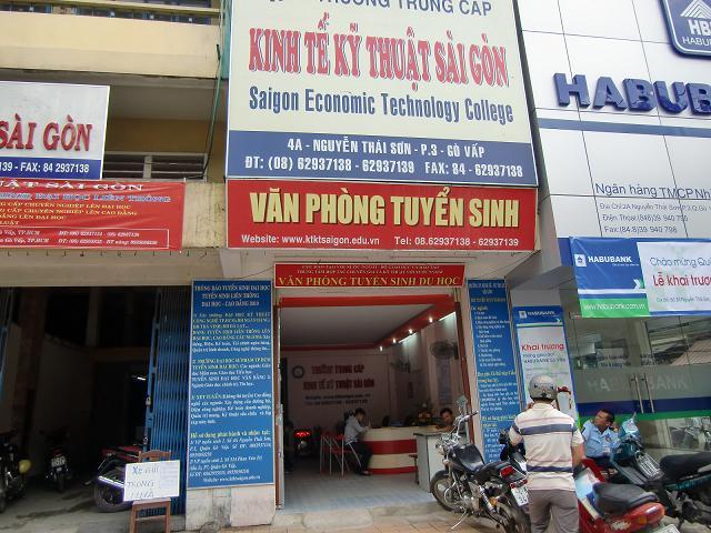 Trung cấp kinh tế Sài Gòn