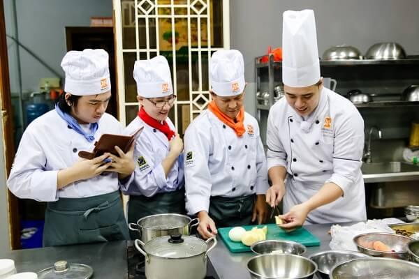 Chứng chỉ Nghiệp vụ Bếp Chay