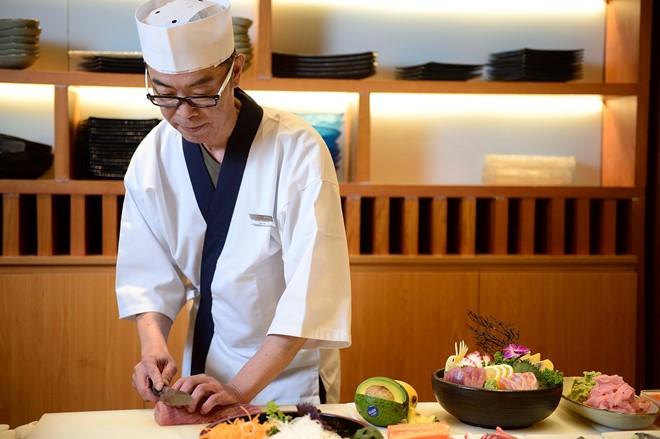 Chứng chỉ Nghiệp vụ Bếp trưởng Bếp Nhật