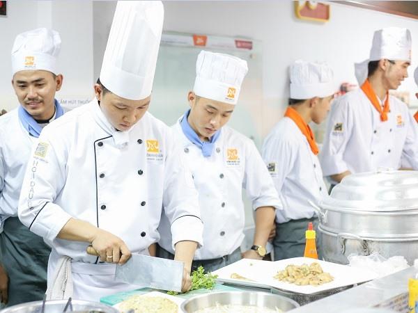 Chứng chỉ Nghiệp vụ Bếp trưởng Bếp Việt