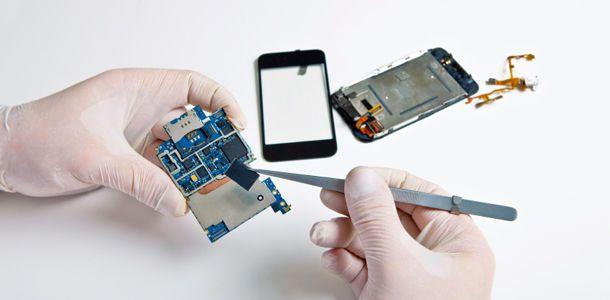 Chứng chỉ Sửa chữa điện thoại di động