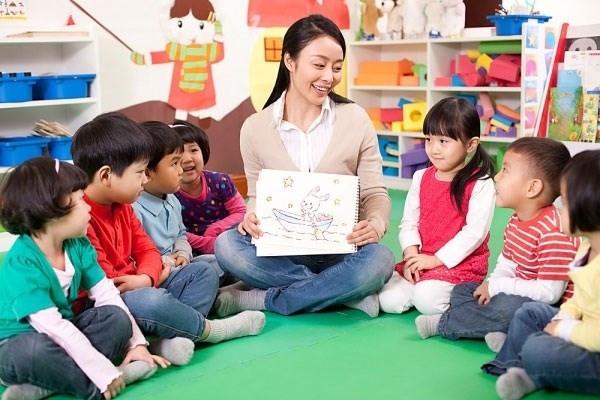 Chứng chỉ Bồi dưỡng tiêu chuẩn chức danh nghề nghiệp giáo viên mầm non