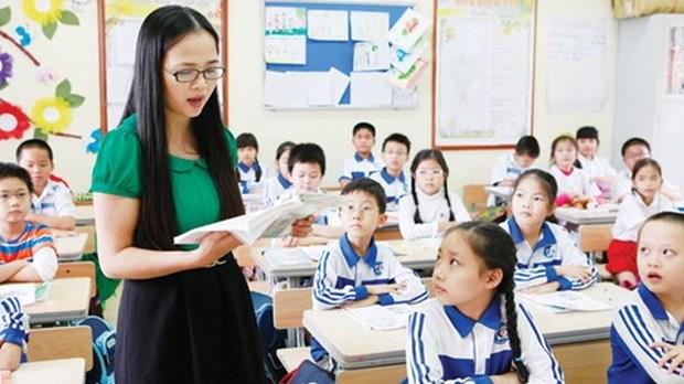 Chứng chỉ Bồi dưỡng tiêu chuẩn chức danh nghề nghiệp giáo viên tiểu học