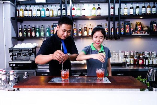 Chứng chỉ Nghiệp vụ Bàn – Bar