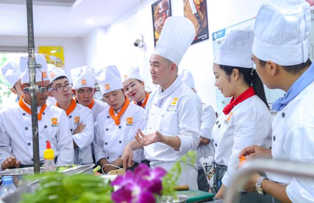 Chứng chỉ Nghiệp vụ Bếp trưởng Bếp Á