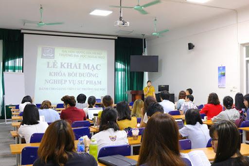 Chứng chỉ Bồi dưỡng nghiệp vụ sư phạm cho giáo viên trung cấp chuyên nghiệp