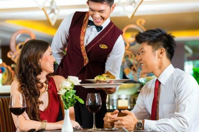 Chứng chỉ Dịch vụ nhà hàng