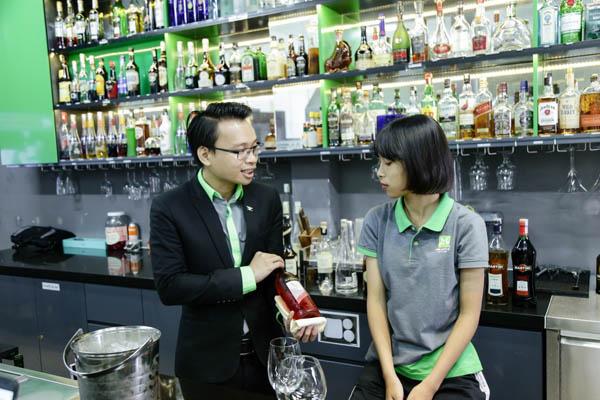 Chứng chỉ Pha chế rượu