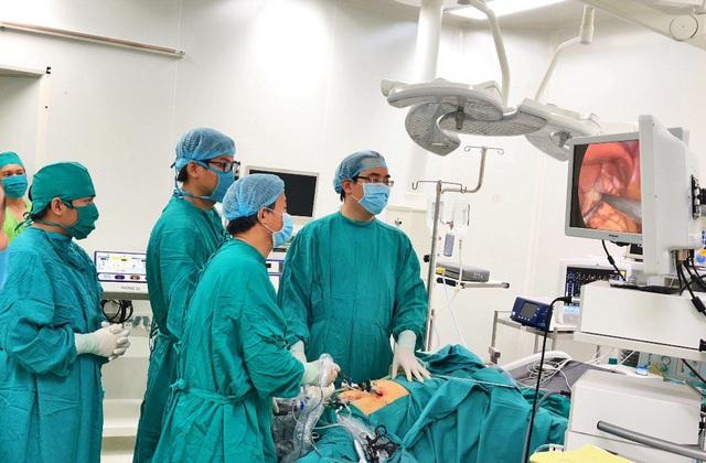 Chứng chỉ Phẫu Thuật Nội Soi Cơ Bản