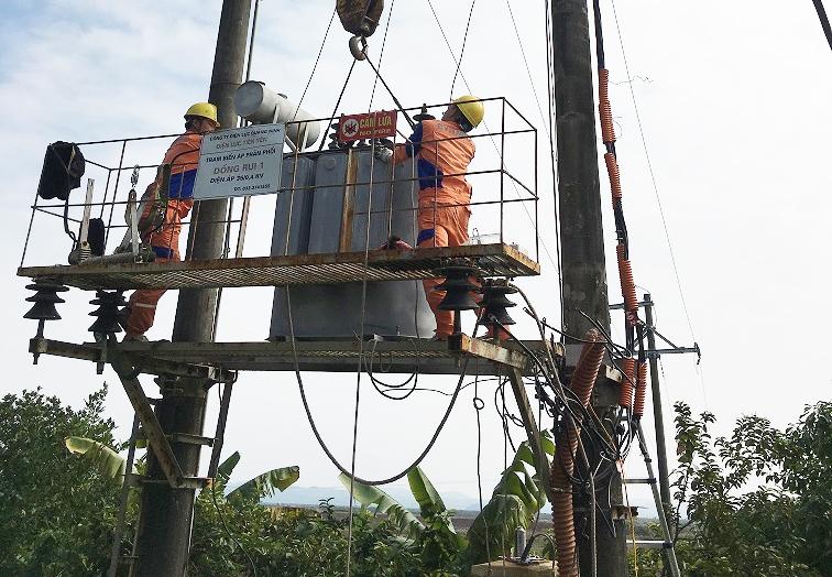 Chứng chỉ Quản lý điện nông thôn
