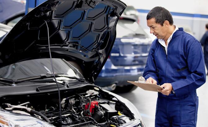 Chứng chỉ Sửa chữa ô tô