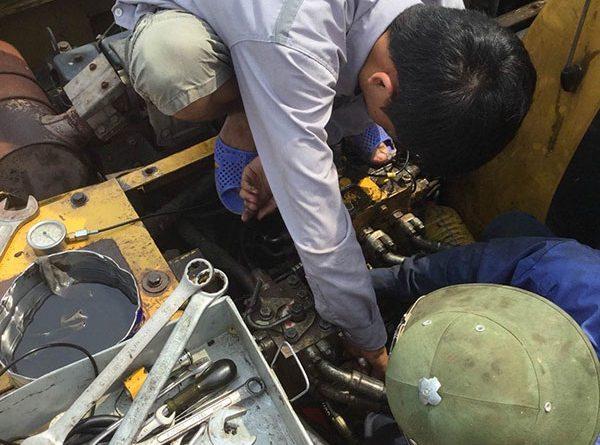 Chứng chỉ Sửa chữa điện máy công trình