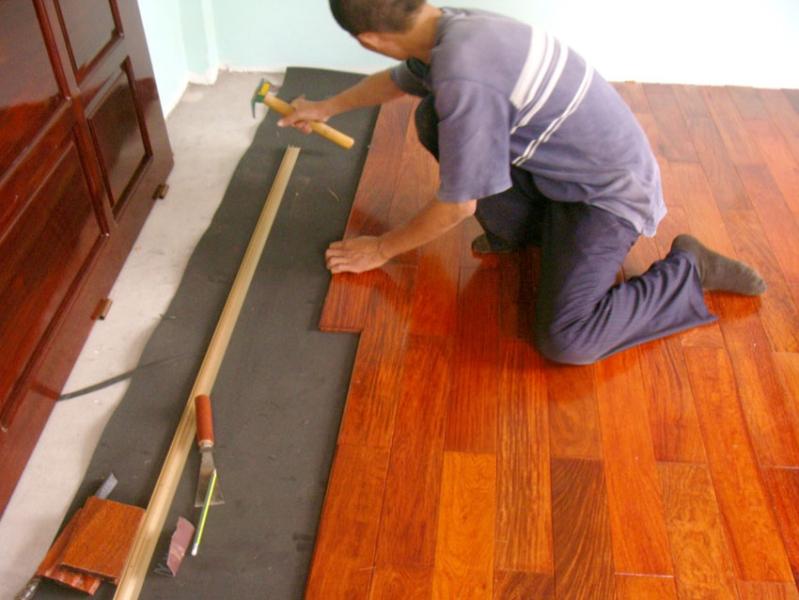 Chứng chỉ Ốp lát tường và sàn